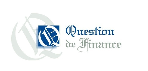 logo question de finance, services financiers